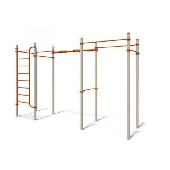 Lauko gimnastikos kompleksas S831.10